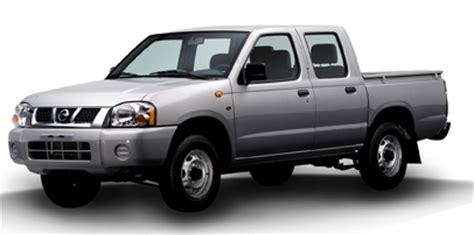 camionetas doble cabina 4x4 al alcance de tu bolsillo presenta nissan su np300 4x4 diesel alvolante info