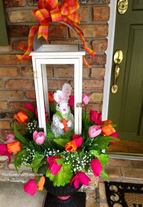 Easter Front Door Decorations 5 Easter Decorations To Add To Your Front Door Or Porch Area
