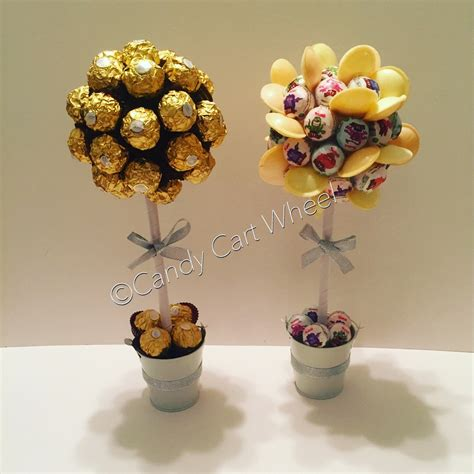 Wedding Favors Trees by Sweet Trees Wedding Favours Cart Wheel