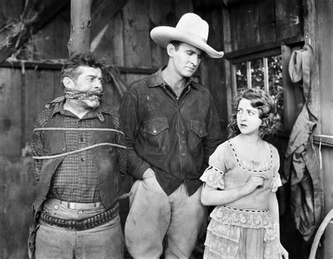 Silent Film Cowboys | silent film cowboys photograph by granger