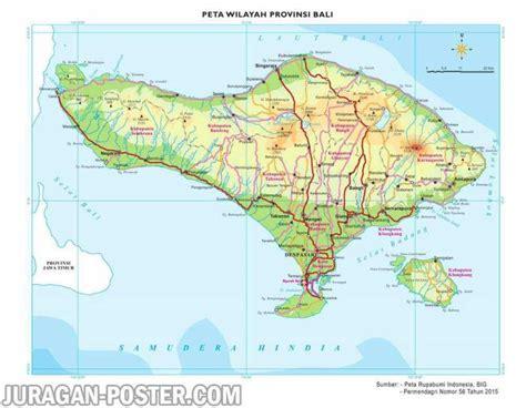 peta  provinsi indonesia jual poster  juragan poster