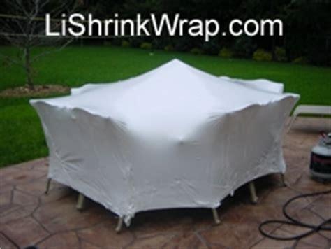 Shrink Wrap Patio Furniture Melville Island New York Shrink Wrap Service