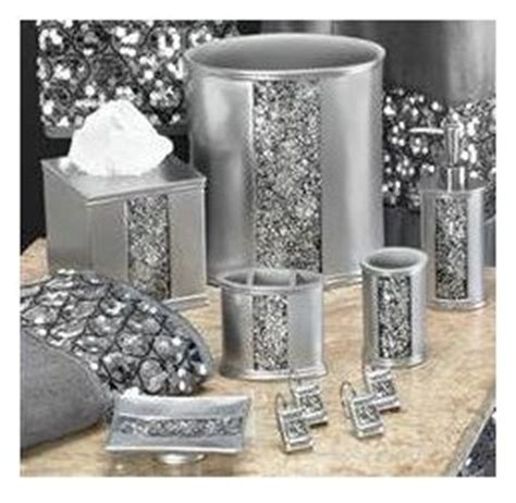 17 best ideas about silver bathroom on bling
