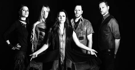 evanescence announce fall tour   rolling stone