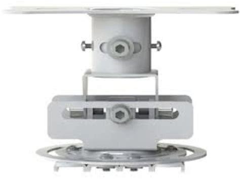 Projector Flush Ceiling Mount by Optoma Flush Universal Ceiling Mount White Ebuyer