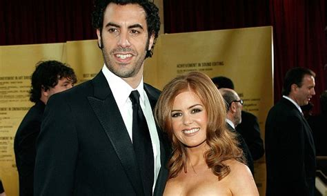 Borat Attacked In By Who Didnt Like His Jokes by Sacha Baron Cohen And Isla Fisher Give 163 670 000 To