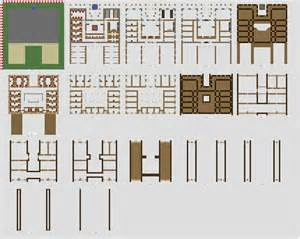 Minecraft House Blueprints Layer By Layer Minecraft Castle Blueprints Layer By Layer Galleryhip