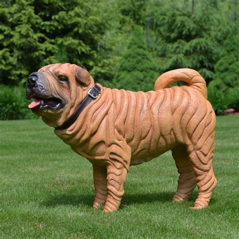 shar pei puppy price shar pei statue 26 quot size statue
