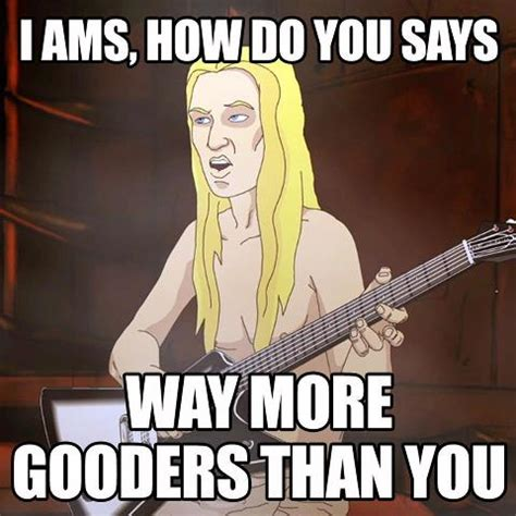 Adult Swim Meme - review metalocalypse pranklok bubbleblabber