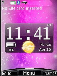 htc themes change clock download pinky htc clock nokia s40 theme nokia theme