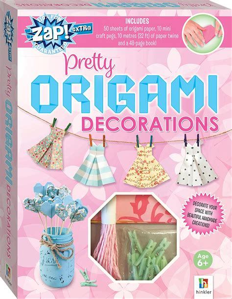 Origami Books For Adults - zap pretty origami decorations gifts for