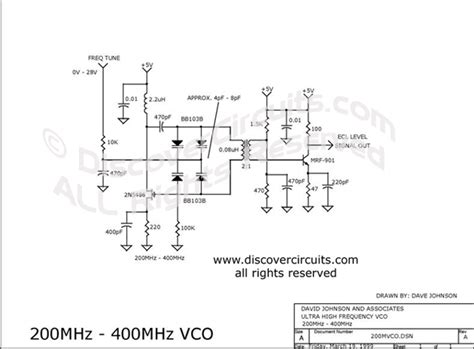 grounded capacitor vco pdf 28 images cap with diagram for wiring lifier chassis for lifier