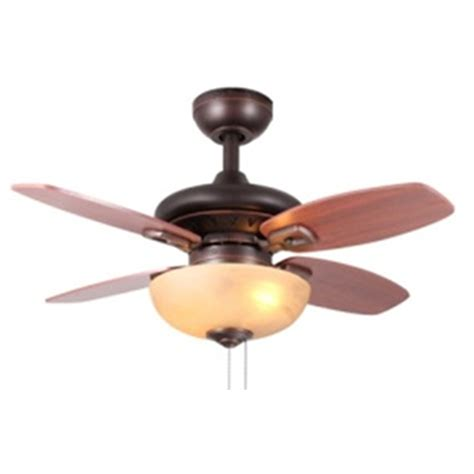 allen roth ceiling fan shop allen roth laralyn 32 in bronze indoor downrod or