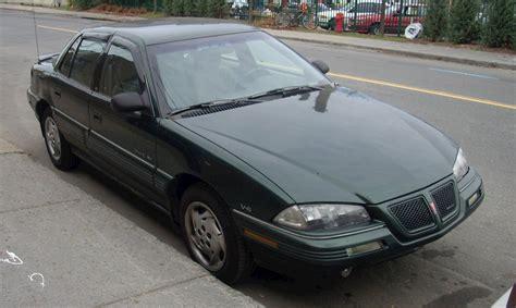 1995 Pontiac Grand Am Se by 1995 Pontiac Grand Am Se 4dr Sedan 5 Spd Manual W Od