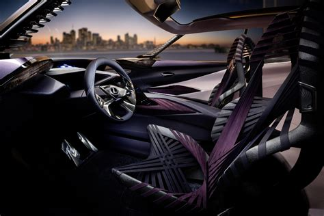 lexus crossover inside photos lexus ux crossover concept shocks and awes