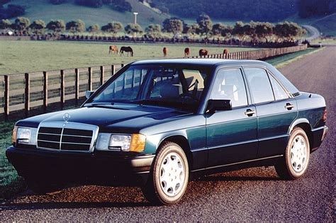 how petrol cars work 1990 mercedes benz w201 transmission control 1990 93 mercedes benz 190 consumer guide auto