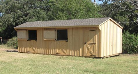 portable run  shed  horse barns  sale deer
