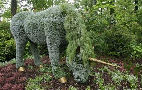 wallpaper trees design park unicorn usa sculpture