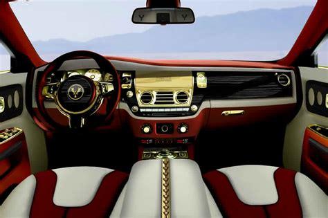rolls royce gold interior new cars son rolls royce phantom interior