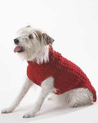 easy crochet pattern for dog coat free crochet dog sweater pattern crochet ideas and tips