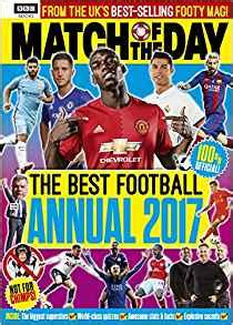 match of the day annual 2017 match of the day 9781785941092 amazon com books