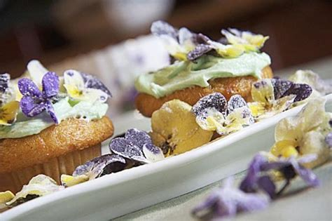what is flower food edible flower cuisine and gorgeous food presentation