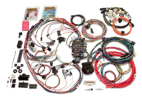 circuit direct fit   camaro harness painless