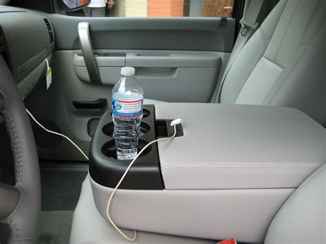gmc center console review 2011 gmc sle 171 road reality