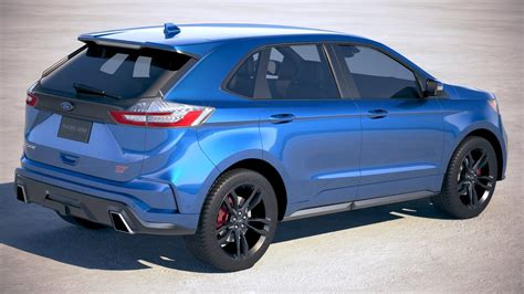 2019 Ford Edge by Ford Edge St 2019