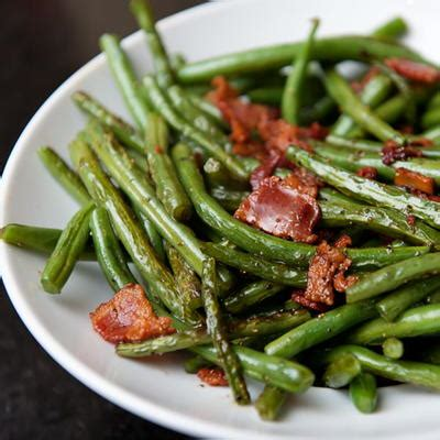 Green Bean With Sugar By Ejmi brown sugar and bacon green beans recipelion