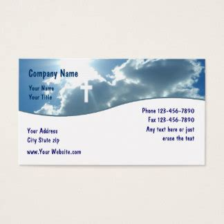 christian business cards templates free 1 000 christian business cards and christian business