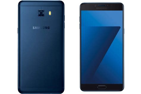 samsung mobile pro samsung launches galaxy c7 pro in india for 27 990