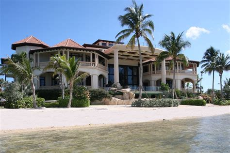 castillo caribe luxury caribbean home cayman islands