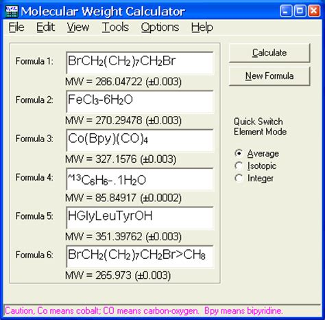 protein molecular weight calculator molecular weight calculator