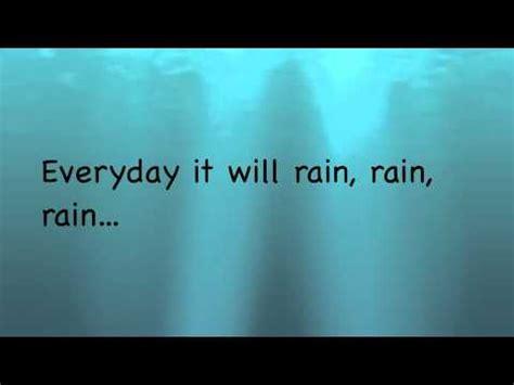 Bruno Mars It Will Rain Lyrics On Screen Subtitulado   bruno mars it will rain instrumental with on screen