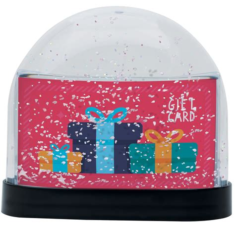 Gift Card Holders Wholesale - neil enterprises wholesale snow globes gift card snow globe holder neil enterprises