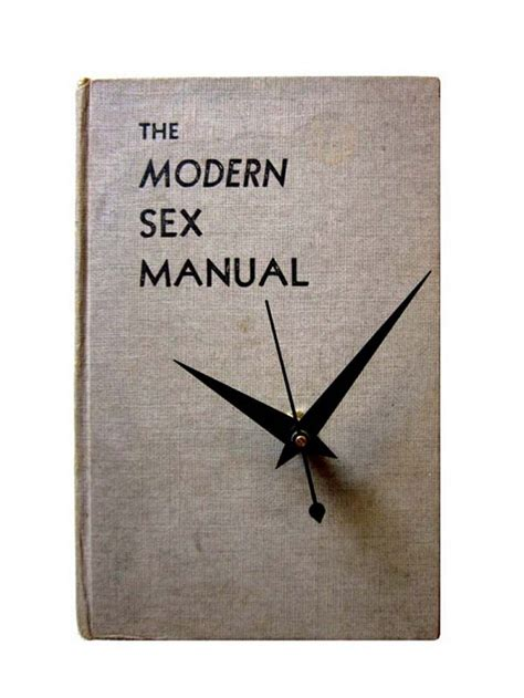 interesting vintage book clocks to display your love for