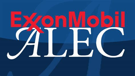exxon and mobile cmd submits evidence of exxonmobil funding alec s climate