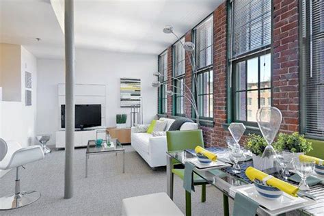 9 Unforgettable Industrial Chic Apartments Huffpost | 1 bedroom apartments waltham ma 9 unforgettable industrial