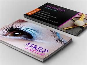 business card makeup artist makeup artist business cards templates fre business