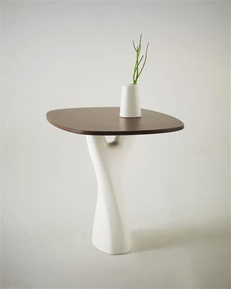 Vase Table minimalist table vase fusion by designer strupinskaya