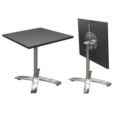 Folding Bistro Table Balt Folding Bistro Table 90354 Caf 233 Tables Worthington Direct