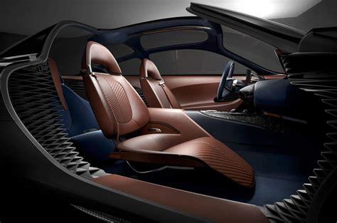Genesis Auto Upholstery by Genesis Essentia Concept Previews Electric Gt Set Autocar