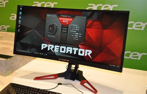 Monitor Predator acer s predator z35 g sync monitor has oc potential monitors news hexus net