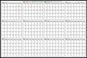 12 month planner template 12 month calendar blank 2017 calendar printable