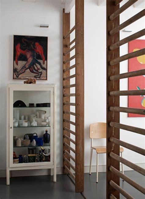 diy dowel wood room divider via desire to inspire now