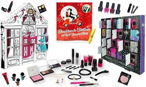 Calendrier De L Avent Maquillage Carrefour Calendrier De L Avent Beaut 233 Groupon Shopping