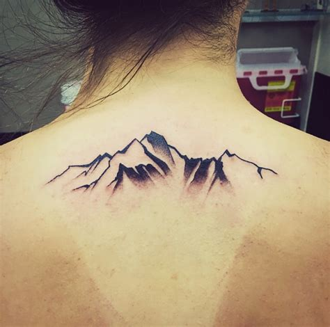 70 breathtaking mountain tattoos design mens craze