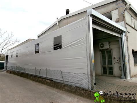 capannone in pvc capannone mobile di pvc scorrevole su ruote bologna