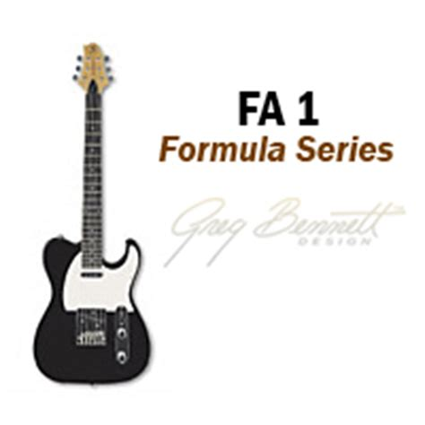 guiter formula picture formula series welcome to the world of greg bennett